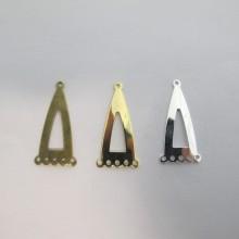 30 Intercalaire/Chandelier 5 anneaux 30X15MM