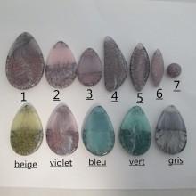 perles résine