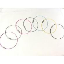 Wired bracelets to aim 70mm