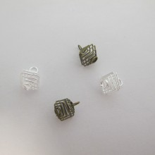 30 Spring Cages Square 12X9MM