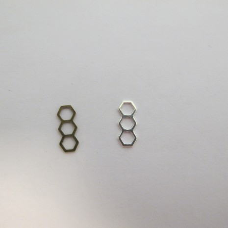 50 INTERCALAIRES 14X6 MM