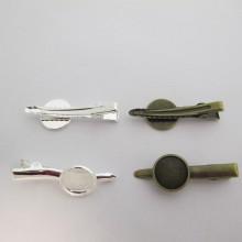 20 Hair clip holder 45x16mm