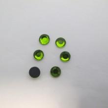 80 GM Strass thermocollant Hotfix perle à repasser vert