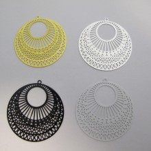 20 Estampes rondes laser cut 38mm