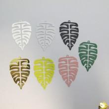 30 Prints Leaf 43x27mm