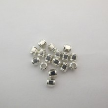 50 Beads 7x6mm hole 4.0mm
