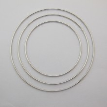 10 Iron circles 80mm/100mm/120mm