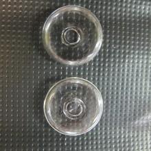 20 Glass ball blown 26x8mm palet