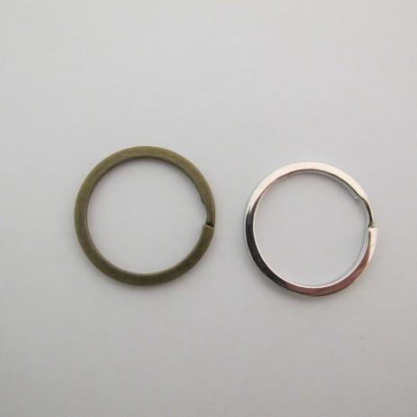 50 Porte Clé anneau 32mm