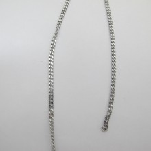 10MTS Stainless Steel Flat Chain 3x4mm