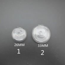 20 Bubble globe glass