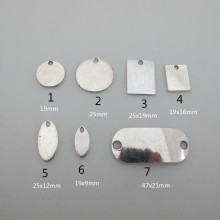 pendentif pour graver en métal