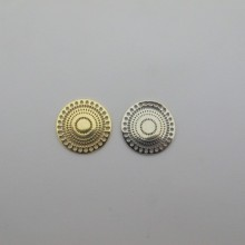 20 pcs Estampe ronde 28mm