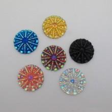 20 pcs Plastic Cabochons 35mm