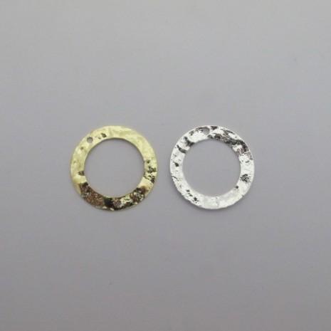 20pcs Sequins cercle creux 26mm