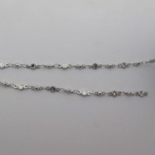 5 mts Stainless Steel Chain 8x3mm