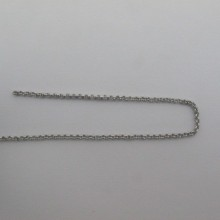 10mts Stainless Steel Chain 2X2mm