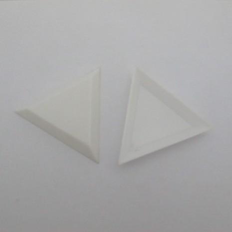 20 pcs Boîte vide plastique de Rangement