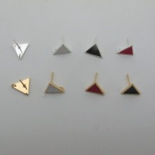 10 pcs Rods with triangle ring 11mm