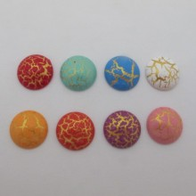 30 pcs Plastic Cabochons 20mm