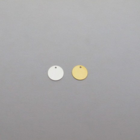 50 pcs SEQUINS ROND 10MM