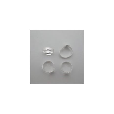20 pcs baque réglable plateau 14mm