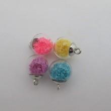 20 Glass Ball 21x16mm