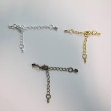 50 Clasp chain lace clip