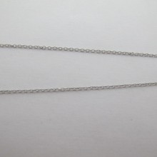 Stainless Steel Chain 1.50mm - 10m