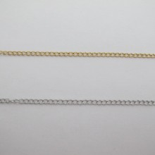 STAINLESS STEEL RING CHAIN - 10m