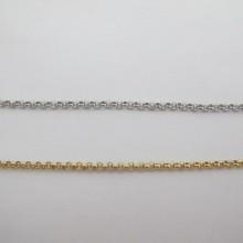 JASERON STAINLESS STEEL CHAIN 3mm - 10m