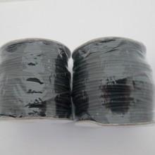 Elastic waxed cotton thread 1.5 mm/45m or 2.0mm/40m