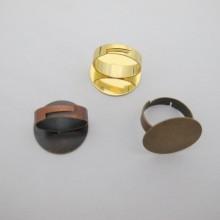 Ring plate 22mm - 25 pcs