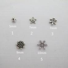 100 pcs intercalaires en métal