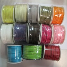 30 mts Suede cords 3mm