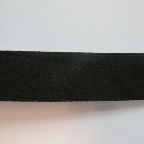 Cordons suédines noire 3mm5mm10mm15mm20mm25mm