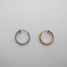 6 pieces Clips ressort rond 16mm