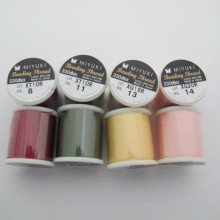 50 mts fil miyuki 0.25mm en nylon