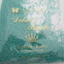 50 GRS MIYUKI DELICA 11/0 DB0729 OPAQUE TURQUOISE GREEN