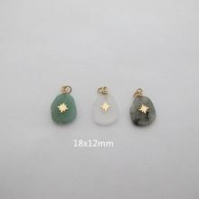 5 pcs Stainless steel pendant