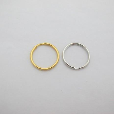100 Porte Clé anneau 26 mm