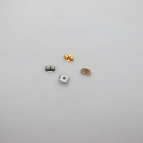 1000 pieces Poussoir acier inox 6x5mm