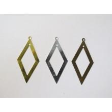 50 Sequin diamond openwork 41x20mm