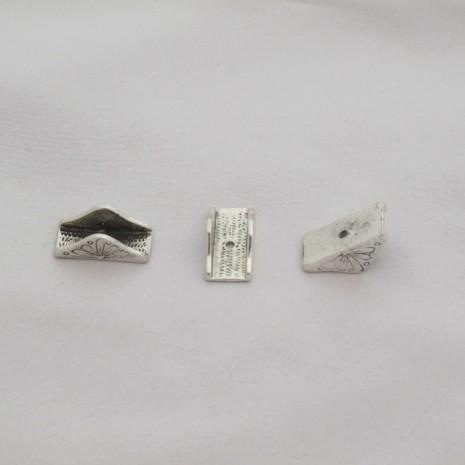 50 Coupelles rectangles 19x9mm