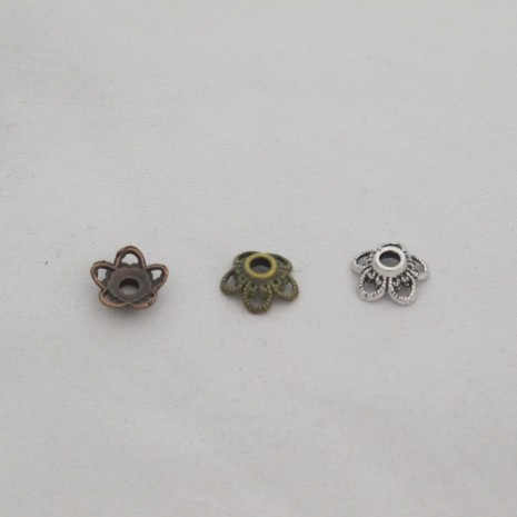 100 Coupelles 11x4mm