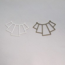 20 Geometric divider 41x27mm