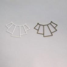 20 Intercalaire géométrique 41x27mm