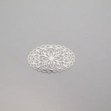 50 Estampes intercalaires laser cut 30x18mm