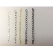 50 pieces Extension chain
