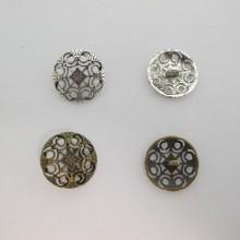 50 pieces Bouton  en Métal